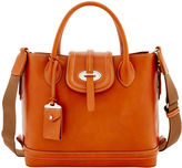 Dooney & Bourke Florentine Side Zip Satchel