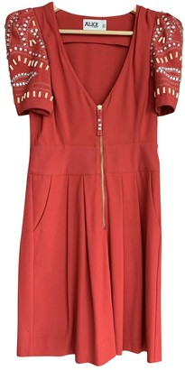 ALICE by Temperley Red Dress for Women