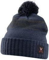 Nike Virginia Cavaliers Striped Knit Beanie - Adult