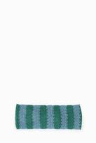 Missoni Lam Lace Stripe Wide Headband