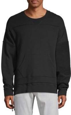 Maison Margiela Textured Stretch Sweatshirt