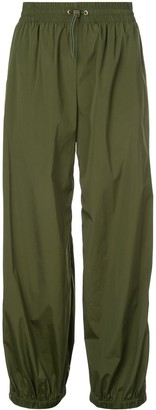Monse Snaps Detail Parachute Trousers