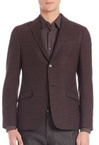 Z Zegna Slim-Fit Jacket