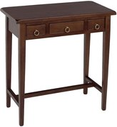 Winsome Wood Hall Table with 3 Drawers