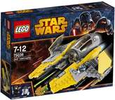 Lego Systems LEGO Star Wars 75038: Jedi Interceptor