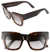 Bottega Veneta 49mm Sunglasses