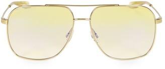 Barton Perreira Aeronaut 60MM Navigator Sunglasses