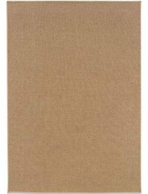 Oriental Weavers Karavia 1-Foot 9-Inch x 3-Foot 9-Inch Light Basketweave Rug in Brown