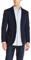 J. Lindeberg Men's Hopper 3B Structured Jersey Knit Blazer