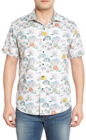 Robert Graham Cactus Bob Short Sleeve Classic Fit Shirt