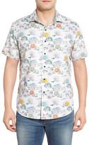 Robert Graham Cactus Bob Sport Short Sleeve Classic Fit Shirt