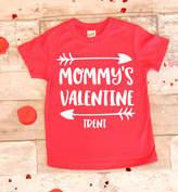 etsy mommys valentine monogramed name shirt unisex valentines day shirt toddler boy valentine shirt