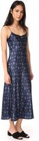 Vince Floral Slip Dress