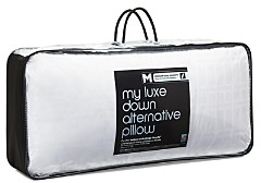 Bloomingdale's My Luxe Asthma & Allergy Friendly Medium/Firm Density Down Alternative Pillow, King - 100% Exclusive