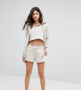 Nike Exclusive To Asos Gym Classics Shorts In Oatmeal
