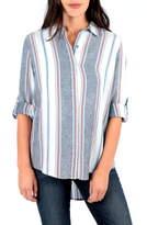 KUT from the Kloth Phoenix Stripe Shirt