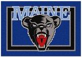 Milliken 4000019246 Maine College Team Spirit Area Rug, 54 x 78