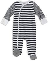 Absorba Boys' Contrast Striped Footie - Baby