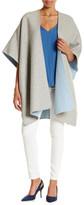 Derek Lam 10 Crosby Cape Wool Blend Jacket