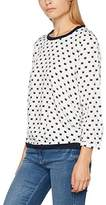 Tom Tailor Women's Casual Print Blouse