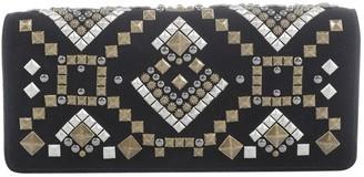 Kotur Black Suede Clutch bags