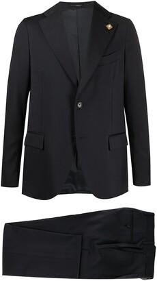 Lardini Two-Piece Wool Suit