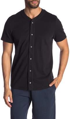 Jason Scott Baseball Button Down Jersey T-Shirt