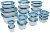 Rubbermaid 38-Piece Flex & Seal Food Storage Set in Aqua
