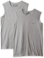 Columbia Men's 2-Pack Cotton Stretch Muscle Tee