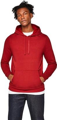 Find. Amazon Brand Men's Cotton Overhead Hoodie