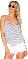 Free People Crossroads Cami Striped in Blue. - size L (also in M)