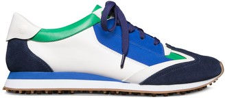 Tory Sport COLOR-BLOCK GOLF TRAINERS