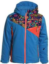 Spyder PROJECT Ski jacket french blue/frontier large ditz/coral