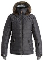 Roxy SNOW Women's Quinn Ulquilted Tailored Fit Jacket