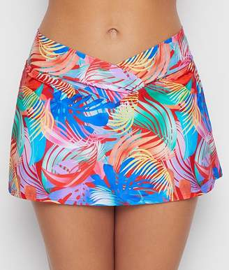 Lovin Sunsets Copacabana Summer Lovin' Skirted Bikini Bottom