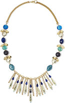 JCPenney Aris by Treska Teardrop Collar Necklace
