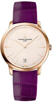 Vacheron Constantin Rose Gold Patrimony Self-Winding Watch 36mm