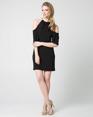 Le Château Knit Convertible Cocktail Dress