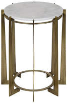 Noir Herbert Side Table - Brass