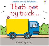 Bed Bath & Beyond That's Not My Truck Book