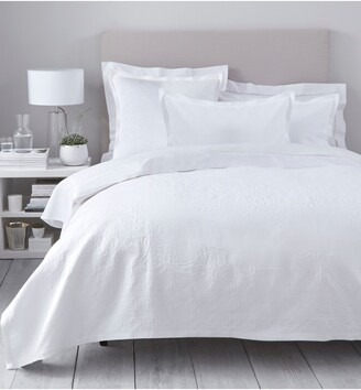 The White Company Vintage Etienne Bedspread