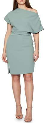 Reiss Marci Side Tie Dress