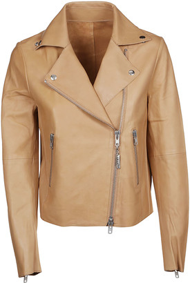 S.W.O.R.D 6.6.44 Zip-up Biker Jacket