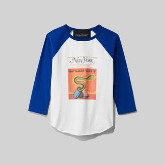 Marc Jacobs New York Magazine X The Baseball T-shirt