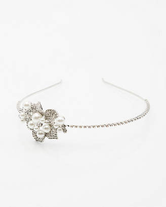Le Château Gem & Pearl-like Headband