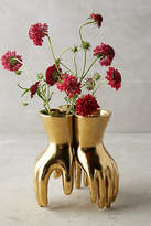 Anthropologie Well In Hand Vase