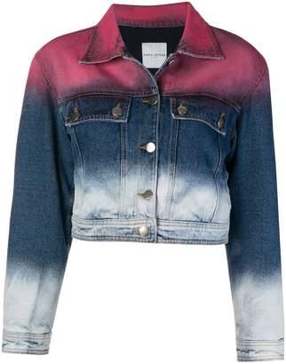 Each X Other gradient denim jacket
