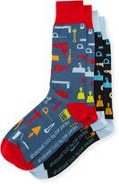 Per Pedes Two-Pair Sharpest Tool Sock Set