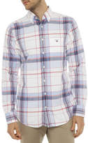 Gant Madras Plaid Reg Shirt