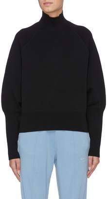 Acne Studios Puff sleeve turtleneck sweater